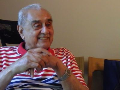 Oral history with Syed Babar Ali, 2015 June 29