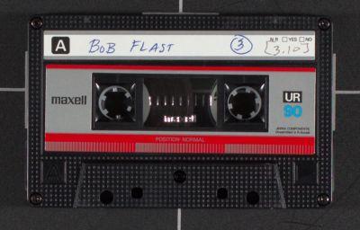 Bob Flast. Parts 3-4