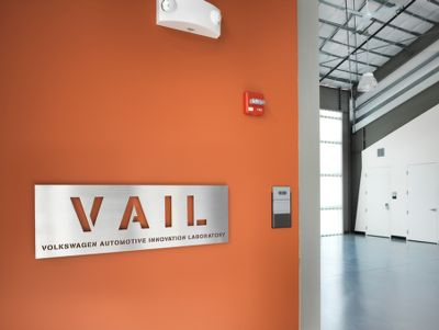 Volkswagen Automotive Innovation Lab (VAIL)