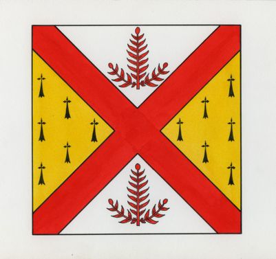 Stanford University. School of Humanities and Sciences. Flag