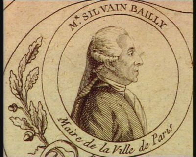 Mr Silvain Bailly maire de la ville de Paris [estampe]