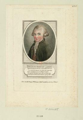 Emanuel Perez de Lagesse député de Riviere-Verdun, à l'Assemblée nationale... : [estampe]