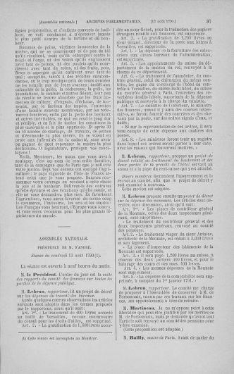 Tome 18 : Du 12 août au 15 septembre 1790 - page 37