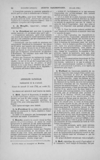 Tome 18 : Du 12 août au 15 septembre 1790 - page 50