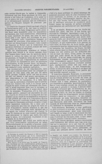 Tome 18 : Du 12 août au 15 septembre 1790 - page 59