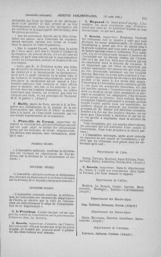 Tome 18 : Du 12 août au 15 septembre 1790 - page 115