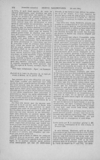 Tome 18 : Du 12 août au 15 septembre 1790 - page 154