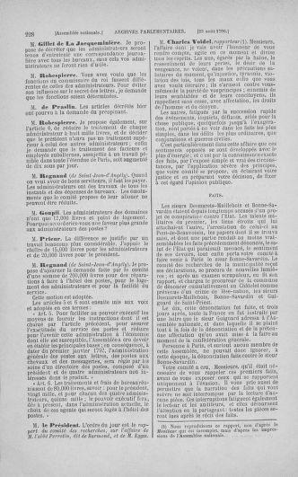 Tome 18 : Du 12 août au 15 septembre 1790 - page 228