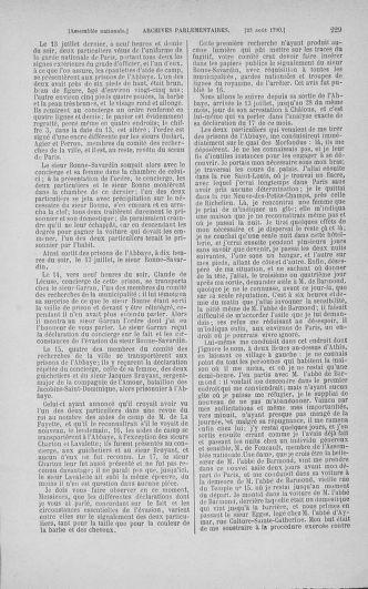Tome 18 : Du 12 août au 15 septembre 1790 - page 229