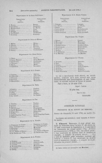 Tome 18 : Du 12 août au 15 septembre 1790 - page 244
