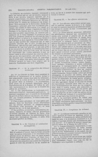 Tome 18 : Du 12 août au 15 septembre 1790 - page 276