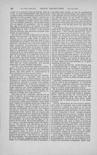 Tome 18 : Du 12 août au 15 septembre 1790 - page 296