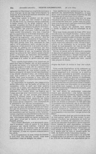 Tome 18 : Du 12 août au 15 septembre 1790 - page 304