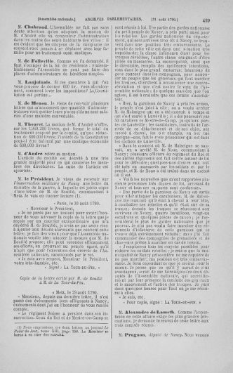 Tome 18 : Du 12 août au 15 septembre 1790 - page 429