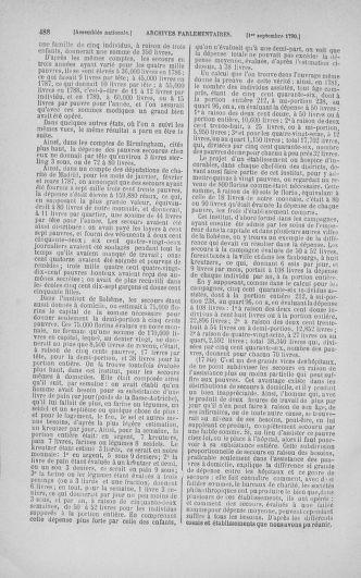 Tome 18 : Du 12 août au 15 septembre 1790 - page 488