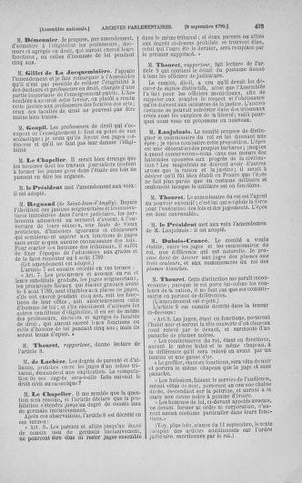 Tome 18 : Du 12 août au 15 septembre 1790 - page 493