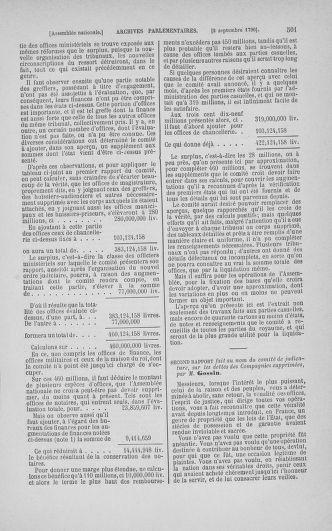 Tome 18 : Du 12 août au 15 septembre 1790 - page 501