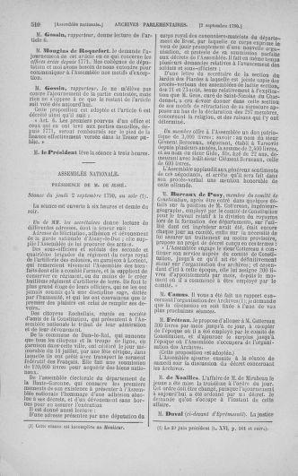 Tome 18 : Du 12 août au 15 septembre 1790 - page 510