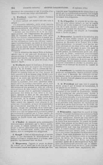 Tome 18 : Du 12 août au 15 septembre 1790 - page 514