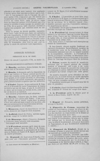 Tome 18 : Du 12 août au 15 septembre 1790 - page 557