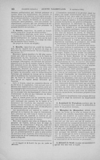 Tome 18 : Du 12 août au 15 septembre 1790 - page 558