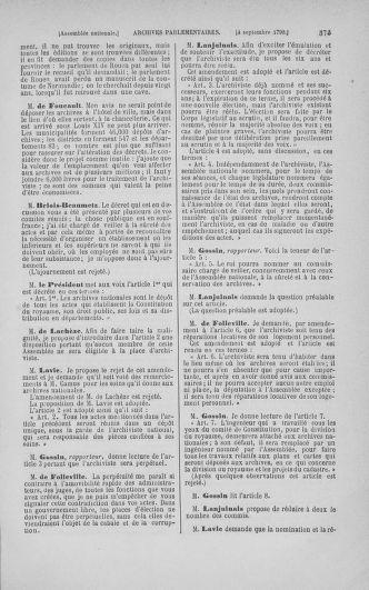 Tome 18 : Du 12 août au 15 septembre 1790 - page 573