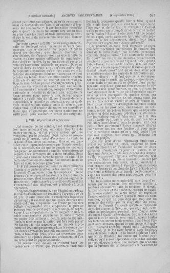 Tome 18 : Du 12 août au 15 septembre 1790 - page 587