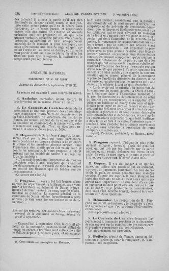 Tome 18 : Du 12 août au 15 septembre 1790 - page 588