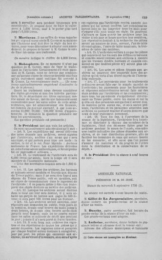 Tome 18 : Du 12 août au 15 septembre 1790 - page 649