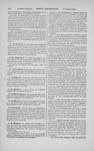 Tome 18 : Du 12 août au 15 septembre 1790 - page 670