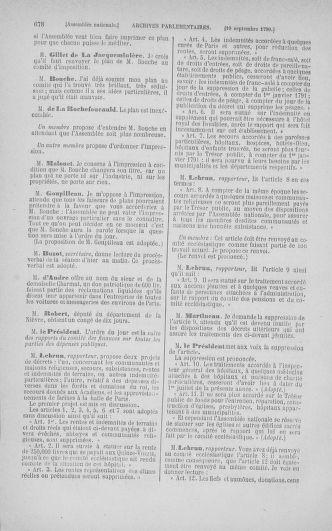 Tome 18 : Du 12 août au 15 septembre 1790 - page 678