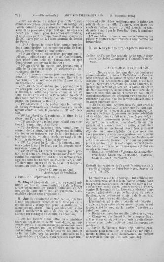 Tome 18 : Du 12 août au 15 septembre 1790 - page 714