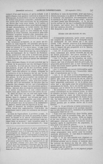 Tome 18 : Du 12 août au 15 septembre 1790 - page 727