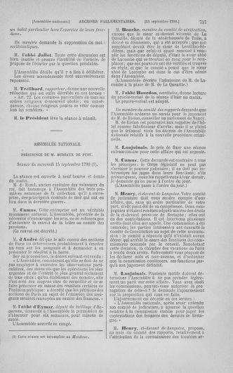 Tome 18 : Du 12 août au 15 septembre 1790 - page 757