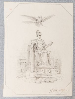 Foro Romano, resti di monumenti