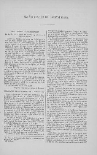 Tome 5 : 1789 – États généraux. Suite des cahiers des sénéchaussées et baillages [Paris (hors les murs) (suite) - Toulon] - page 627