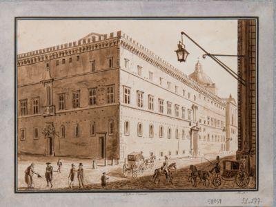 Palazzo Venezia, veduta generale