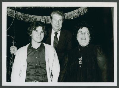 Carson, Turk and Harriet Murphy
