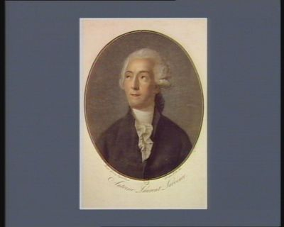 Antoine Laurent Lavoisier [estampe]