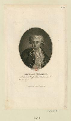Nicolas Bergasse député à l'Assemblée nationale né en 1750 : [estampe]