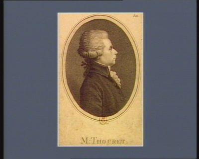M. Thouret [estampe]