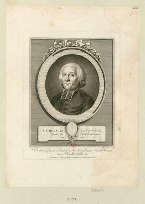 J.A.B. Hurault, curé de Brayes député du baill. de Sézanne, né en 1750 : [estampe]