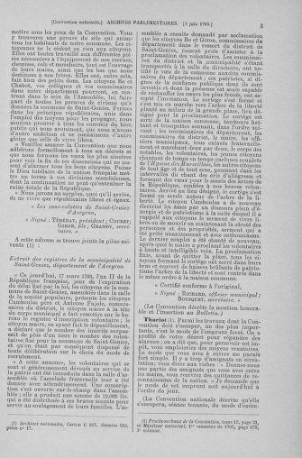 Tome 66 : Du 3 au 19 juin 1793 - page 3