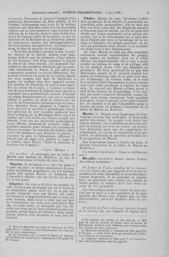 Tome 66 : Du 3 au 19 juin 1793 - page 9