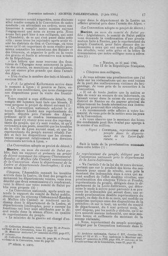 Tome 66 : Du 3 au 19 juin 1793 - page 17