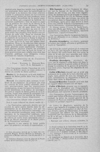 Tome 66 : Du 3 au 19 juin 1793 - page 55