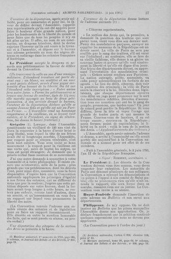 Tome 66 : Du 3 au 19 juin 1793 - page 57