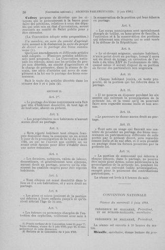 Tome 66 : Du 3 au 19 juin 1793 - page 58