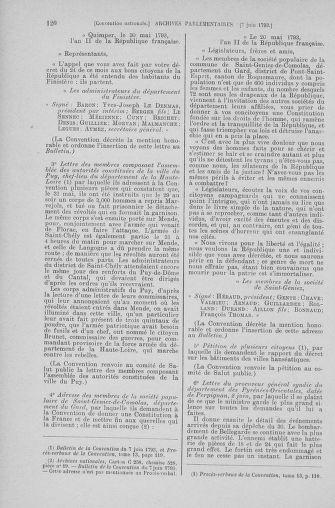 Tome 66 : Du 3 au 19 juin 1793 - page 120