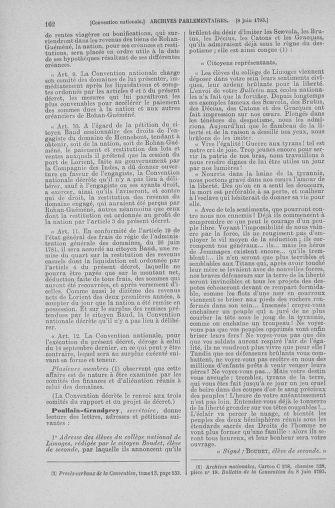 Tome 66 : Du 3 au 19 juin 1793 - page 162